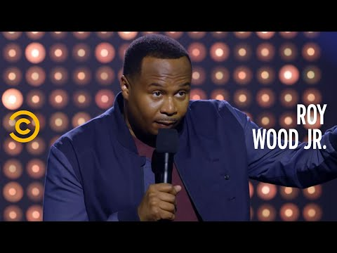 Roy Wood Jr.: Father Figure - Black History Museum Tour Guide