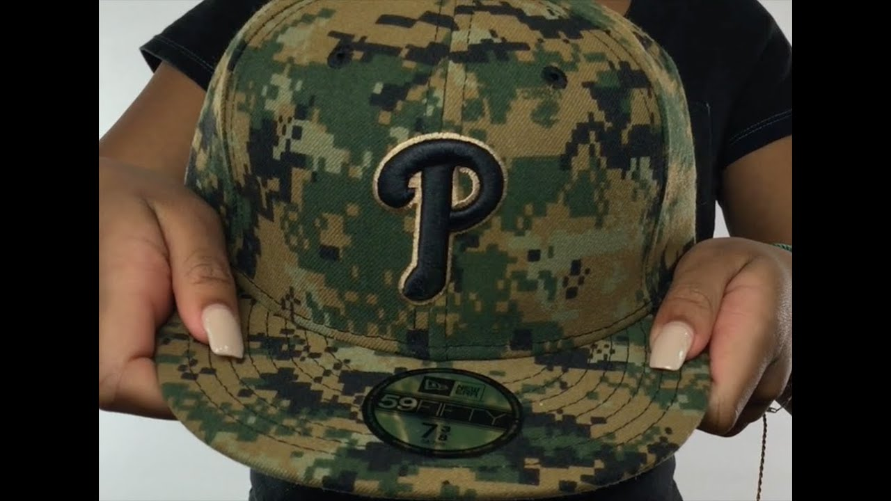 29329130b69 Phillies 2016 MEMORIAL DAY  STARS N STRIPES  Hat by New Era - YouTube