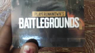 Pubg keychain unboxing in tamil