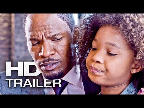 ANNIE Offizieller Trailer Deutsch German | Jamie Foxx [HD]