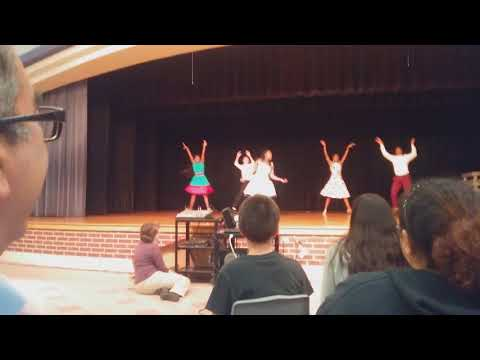 You  can't  stop the beat lip sing (Aragon Middle School)