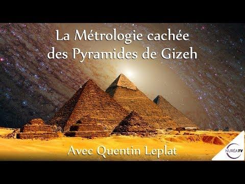 16/10/17 « La Métrologie cachée des Pyramides de Gizeh » avec Quentin Leplat - NURÉA TV