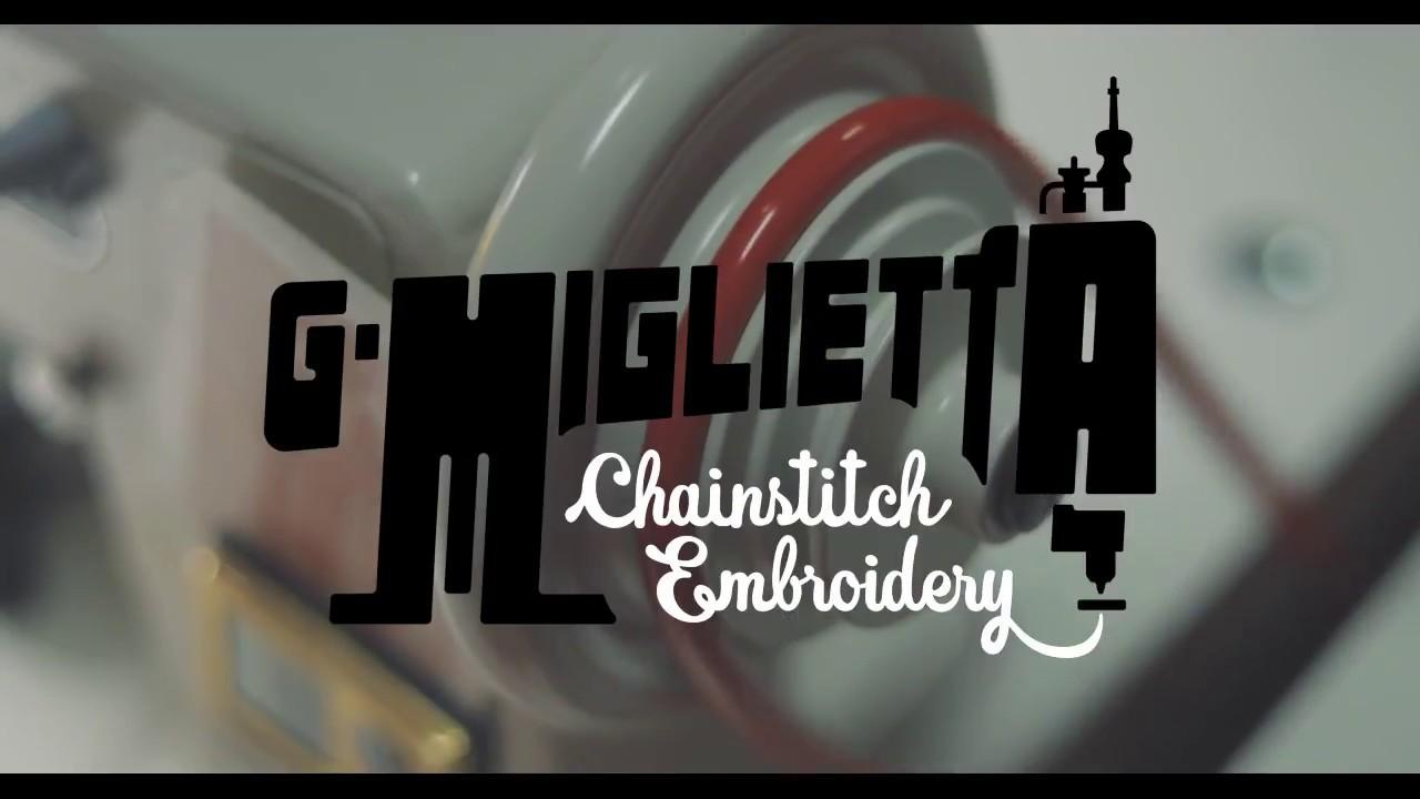 Embroidery Enquiry — Giulio Miglietta