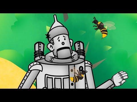 O Magico de OZ | Conto e Musicas |  Desenho animado infantil com Os Amiguinhos