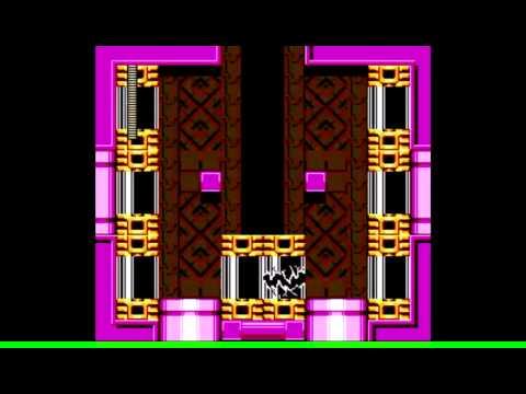 Mega Man: Rock Force - Justice Castle Stage 3 (Final)
