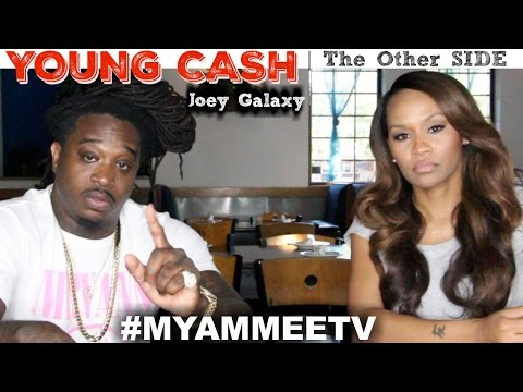 Young Cash talks Fatherhood, Autism, Prison and God on #MyammeeTV | The Other Side Ep-1