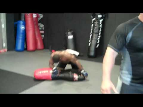 Jay Glazer Tortures Tyron Woodley in 8-Min Workout