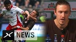 Max Kruse über Nord-Derby, HSV und Frankfurt-Patzer | Hamburger SV - SV Werder Bremen