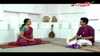 "Paa 14-02-2016 ""The Musical Journey – violinist M. Ramsundar"" – Peppers TV Show"