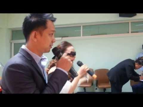 กิจกรรมปฐมนิเทศและแนะแนวนักศึกษาวิทยาลัยเทคโนโลยีชลบุรีที่ประสงค์เข้าเรียนที่ มกธ. (1)