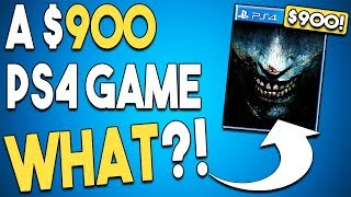A PS4 Game Special Edition That