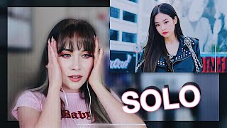 Jennie - Solo M/V REACTION