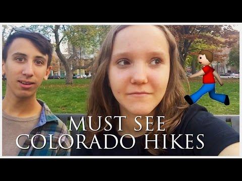 DAY HIKES IN DENVER | TRAVEL VLOG