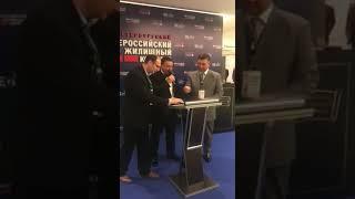 Смотреть видео Подписан договор о сотрудничестве с ГК Авентин Санкт-Петербург онлайн