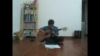 Biển Nhớ guitar