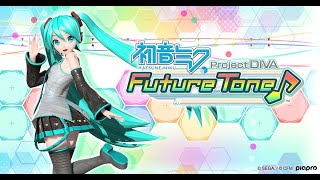 Project Diva PC gameplay