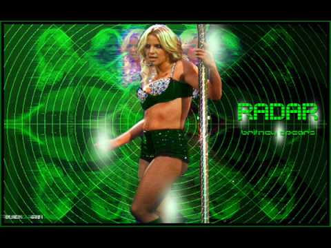 Britney Spears  Radar Circus Tour Studio Version