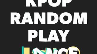 Kpop Random Play Dance