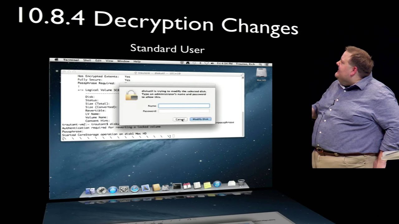 Understand FileVault 2 and Manage Disk Encryption with the Casper Suite