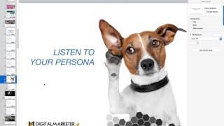 Persona adalah fondasi dasar dari Copywriting