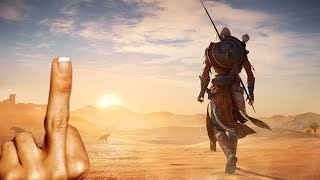 Warum Assassin's Creed kacke ist | PARODIE | Kackspiele
