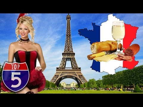 Top 5 Strange Facts About France