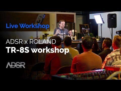 ADSR presents : Roland TR8S & System 500 Workshop