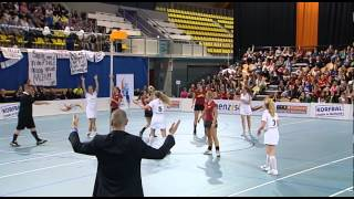 samenvatting dameskorfbal zaalfinale 2014