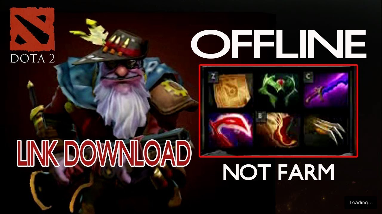 dota 2 offline link download gameplay with bot wtf youtube