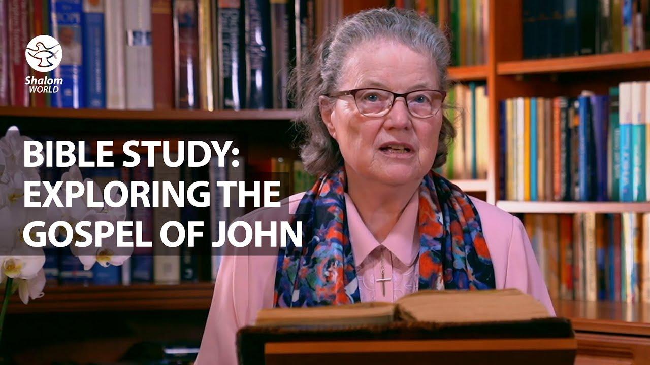 Bible Study: Exploring the Gospel of John   Frances Hogan- 44