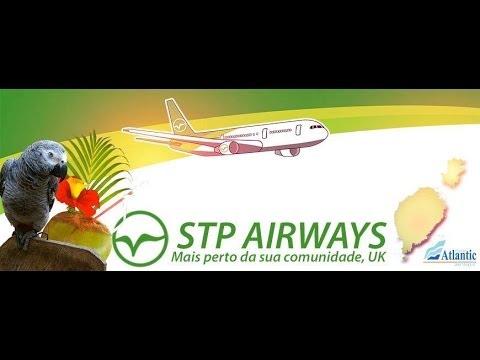 Apresentação de STP Airways uk