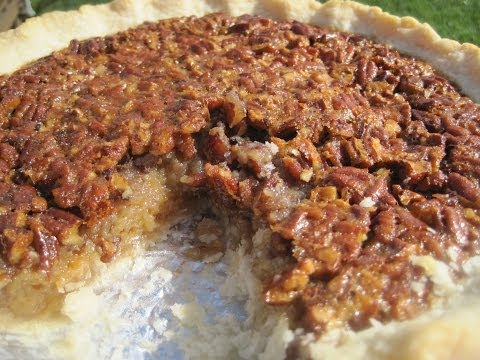 SOUTHERN PECAN PIE - How to make PECAN PIE Recipe