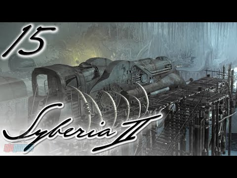 HEART - Syberia 2 Part 15   PC Game Walkthrough/Let's Play   60fps Gameplay  