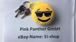 Emoji Smiley Emotion Cool Sonnenbrille Ohhh Yeah. Lustig von Pink Panther GmbH