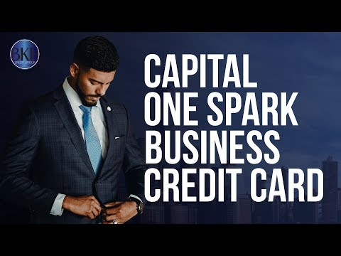 Capital One Spark Business Credit Card