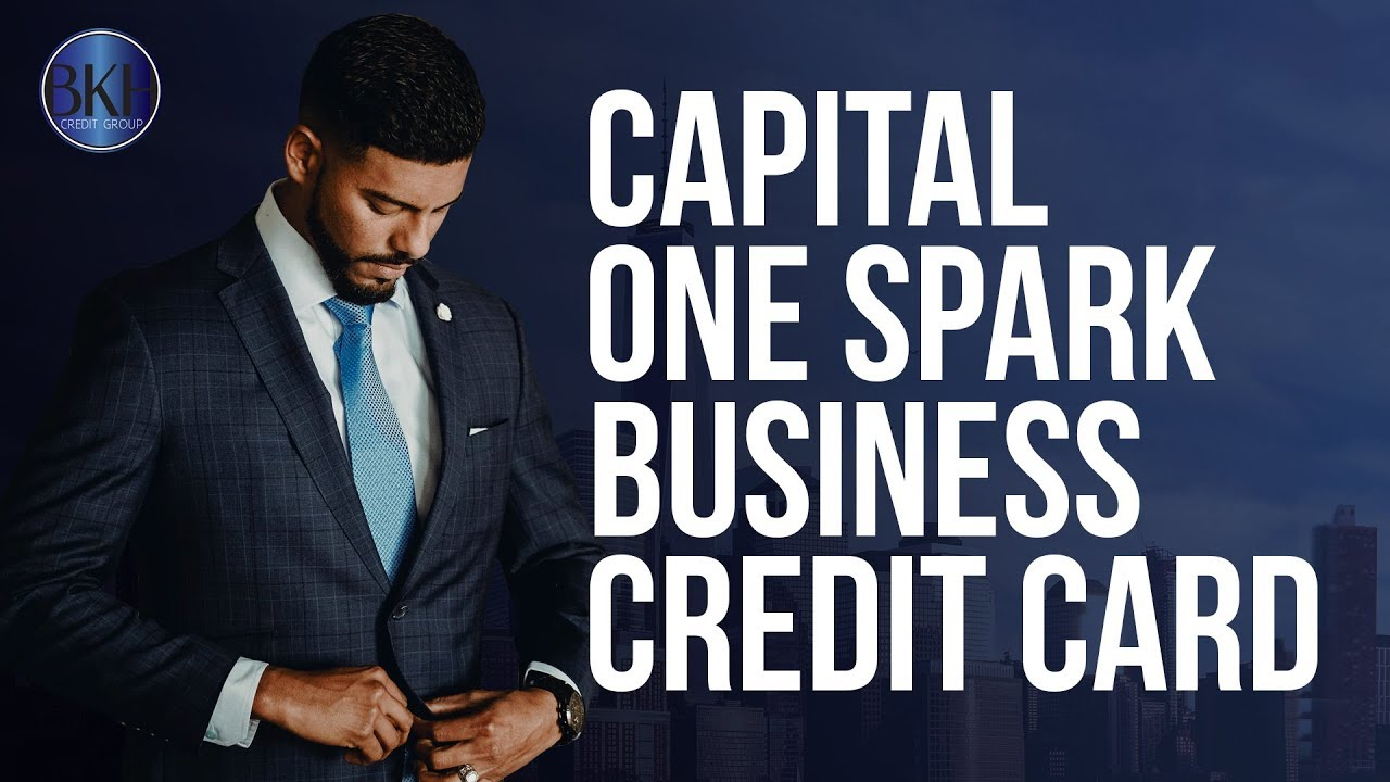 Capital one spark business credit card youtube colourmoves