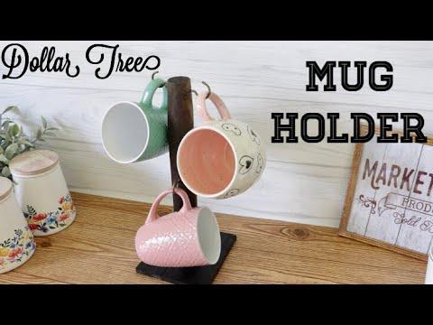 Dollar Tree DIY Mug Holder