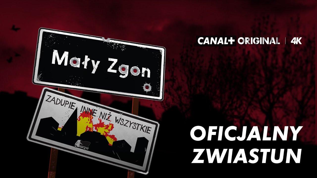 Mały Zgon - nowy serial Juliusza Machulskiego | oficjalny zwiastun | CANAL+ | 4K