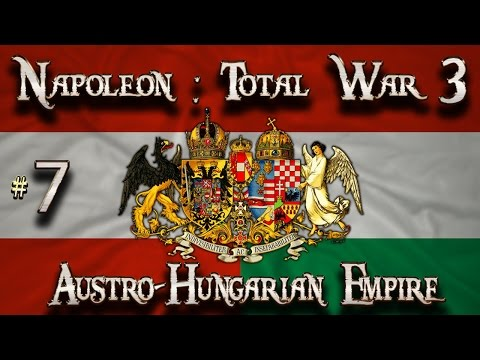 Lets Play - Napoleon Total War 3  - Austro-Hungarian Empire  - ...Glorious ..!!!! (7)
