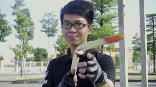 Hướng dẫn chi tiết cách ném boomerang