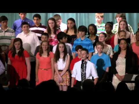 Keith Valley Middle School 7th & 8th Grade Chorus - Hatboro Horsham School District -May 2013