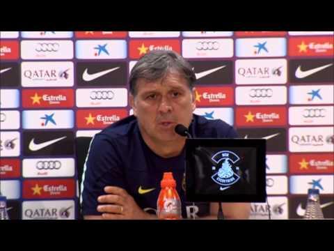 Tata Martino: Erst Spanischer Meister, dann Entlassung? | FC Barcelona - Atletico Madrid
