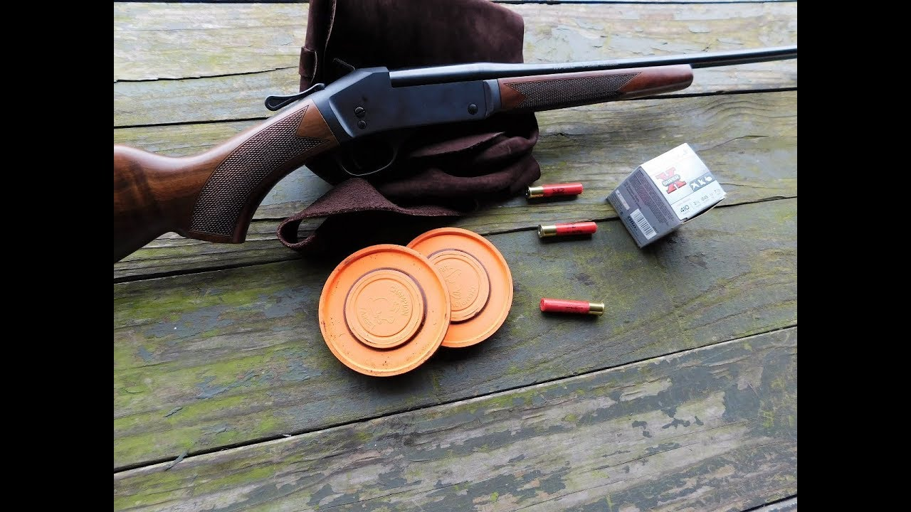 Henry Single Shot Shotgun 410
