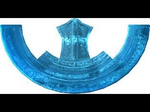 Skyrim #2 First Atherium Shard. (Dawnguard DLC)