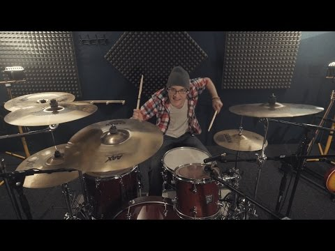 Our Last Night - Prisoners [Drum Cover] [by Gleb Chuykov] Studio Quality