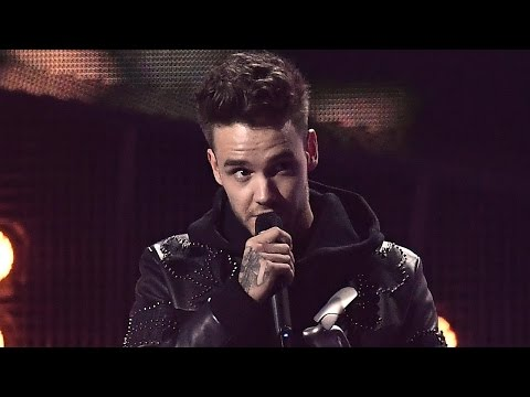 One Direction Beats Zayn For Video Of The Year & Liam Gives Surprise Speech At 2017 Brit Awards