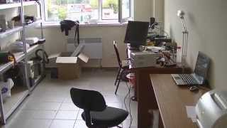 Первый день работы сервисного центра.