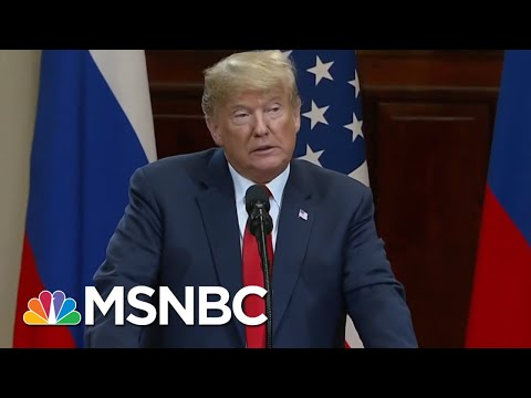 Maddow: Time For Americans To Face 'Worst Case Scenario' On Donald Trump | Rachel Maddow | MSNBC