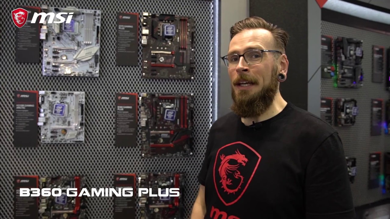 MSI auf der COMPUTEX 2018 – Wir sind die Lords of the Boards!