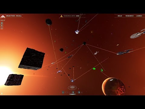 HOMEWORLD RM COLLECTION - STAR TREK CONTINUUM MOD: - FEDS VS BORG: - INVASION MODE
